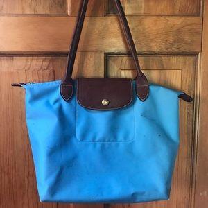 Longchamp Bags   Le Pliage Medium Shoulder Tote Bag   Poshmark 17bd83c17c